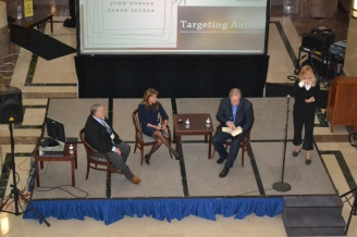 Book talk John Donvan and Caren Zucker