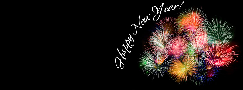 happy-new-year-fireworks-facebook-cover «
